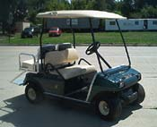 Club Car Green
