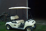 2002 Club Car DS