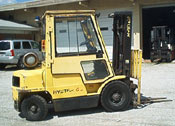 Hyster Model H50xM used forklift
